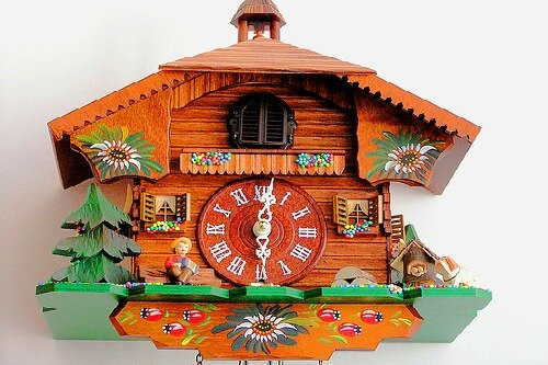 The Cuckoo Clocks Route in the Black Forest